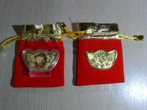 2個春節發財金紅包袋